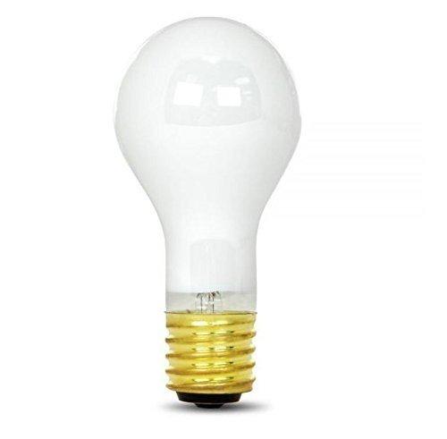 (Ciata Lighting 100/300 Watt Incandescent A21 Bulb with Mogul Base - 2 Pack)