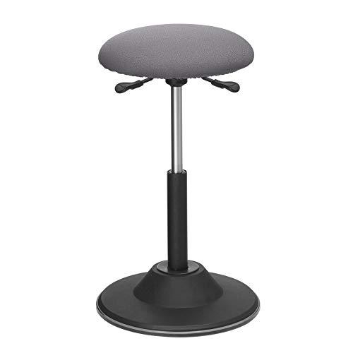 SONGMICS Standing Desk Chair, Adjustable Height Ergonomic...