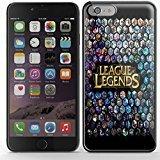 league of legends For iPhone 6 Plus/6s Plus black