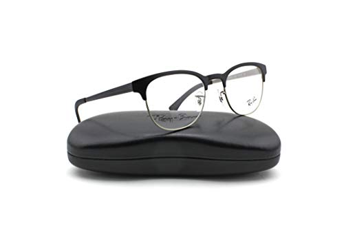 Ray Ban 6317 - Ray-Ban RX6317 Metal Clubmaster Unisex Eyeglasses