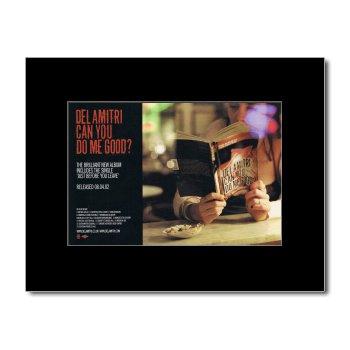 Del Amitri - Can You Do Me Good Mini Poster