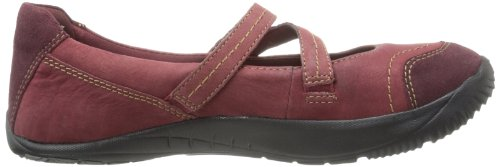 Kalso Earth Womens Peace Fashion Sneaker Diep Rood