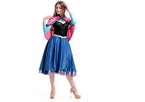 Kleid Damen Mehrfarbig A GGTBOUTIQUE Mehrfarbig Linie T7dtdw