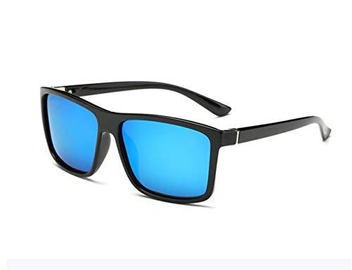Mujeres libre al para Moda marco polarizadas de sol FlowerKui PC Gafas gafas aire protectoras Azul Hombres de UV400 sol conducir deportes HwxT51q