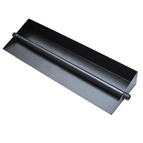 Stanbroil 22inch Powder Coated Steel Fireplace Ember Pan with Linear - Inch 22 Fireplace