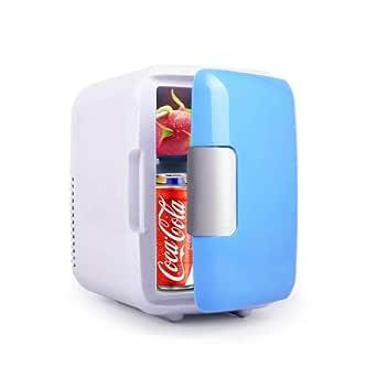 Biuday Mini-Frigorífico Mini Nevera Electrica 4 Litros Portatil ...