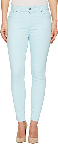 Rise Slim Women Pants - Levi's Women's 721 High Rise Skinny Jeans, Soft Iced Aqua, 27 (US 4)