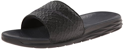 93b84a06c808 New Nike Men s Benassi Solarsoft Slide Black Anthracite 7