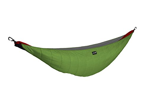 Eagles Nest Outfitters - ENO Ember 2 UnderQuilt, Ultralight Sleeping Quilt, - Nest Hammock Double Eagle