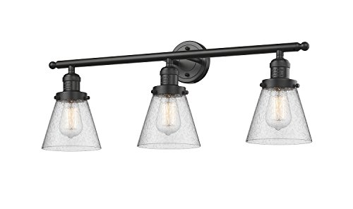 Innovations Lighting Innovations 205-OB-G64 Three Light Bathroom Fixture from Innovations Lighting