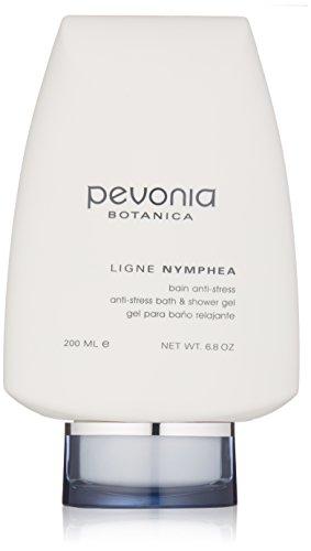 Anti Stress Bath - Pevonia Anti-Stress Bath and Shower Gel, 6.8 oz