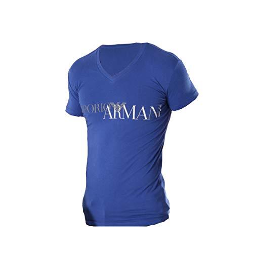 Emporio Corps Maillot Bleus Les De Armani qSra8q4w