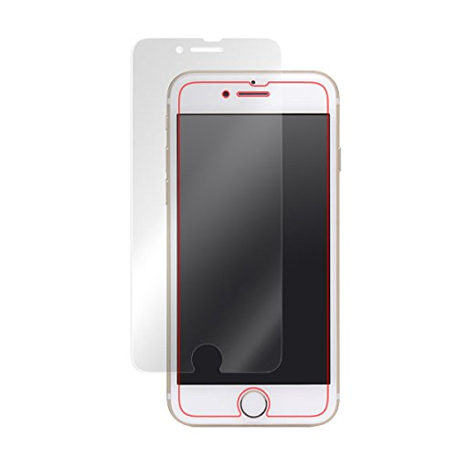 引退する警告株式指紋が目立たない 反射防止液晶保護フィルム iPhone 8 / iPhone 7 用 OverLay Plus OLIPHONE8/F/12