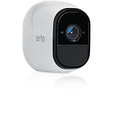 Arlo Pro Security Camera Add-on Rechargeable Wire-Free HD Camera with Audio (Base Station not included), Indoor/Outdoor, Night Vision (VMC4030)