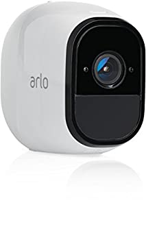 Arlo Pro By Netgear Add-on Security Camera - Add-on Rechargeable Wire-free Hd Camera With Audio, Indooroutdoor (Vmc4030) [Existing Arlo System Required], Works With Alexa 0