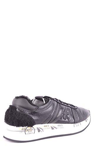 Donne Premiata Mcbi245050o Sneakers In Pelle Nera