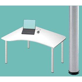 パソコンテーブルD2-E-ST白 415149 B001CHVGZ8