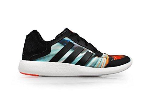 adidas pureboost chaussure de course pour homme M21342 baskets - BLANC/NOIR/GRIS M21341, 9.5 UK / 44 EU / 10 US