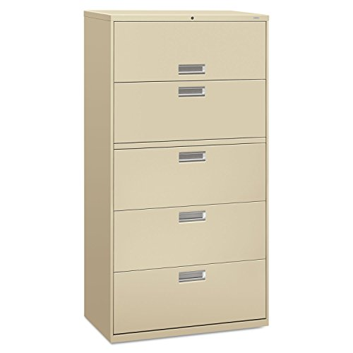 HON685LL - HON 600 Series Five-Drawer Lateral File