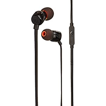 Amazon.com  JBL T110 in Ear Headphones Black  Electronics 79886e1313