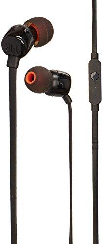 JBL JBLT110BLK In-ear Neg