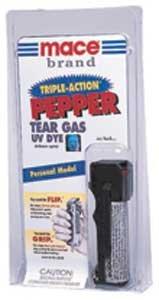 Action Pocket - Mace Triple Action Pepper Spray Pocket Size 17g M80136