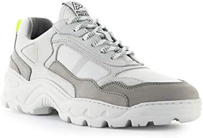 FILLING PIECES Chaussures Homme Baskets Trimix Blanc Gris FW 19-20