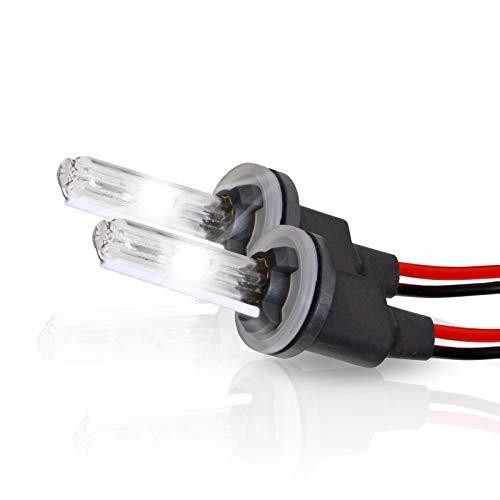 - P.RA 35W 55W HID Xenon Replacement Bulbs - 1 pair - 880 881 893 899 - Amethyst Purple