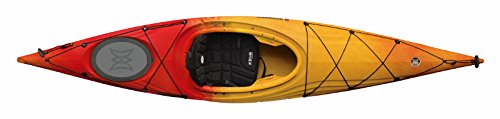 Cheap Perception Expression 11.5 Kayak, Red/Yellow