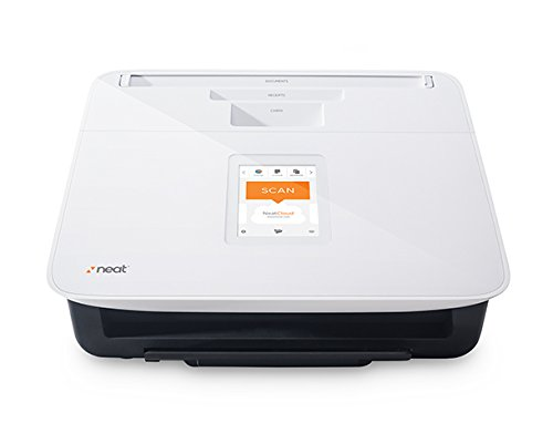 NeatConnect WiFi Cloud Scanner and Digital Filing System for PC and Mac by The Neat Company