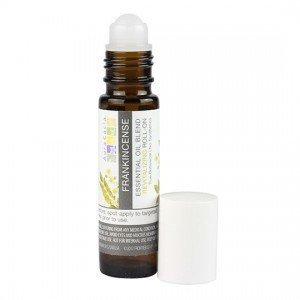 Aura Cacia Roll-On Oil, Frankincense, 0.31 Fluid Ounce