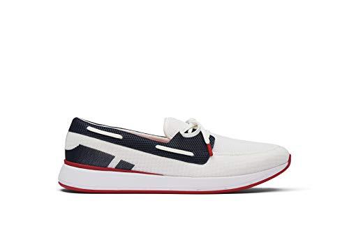 SWIMS Men's Breeze Tennis Knit Low-Top Sneakers