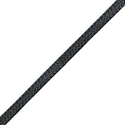Bluewater 5MM Titan Pre-cut Accessory Cord - Solid Black 6M