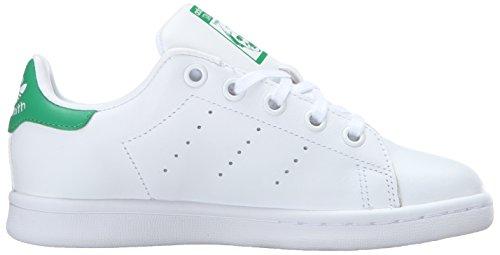 adidas Originals Kids Unisex's Stan Smith Sneaker
