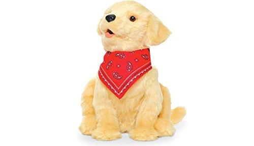 Ageless Innovation Joy For All Companion Pets Golden Pup Lifelike & Realistic