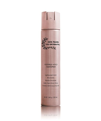Ken Paves You Are Beautiful Flexible Hold Spray, 0.73 Pound by Ken Paves