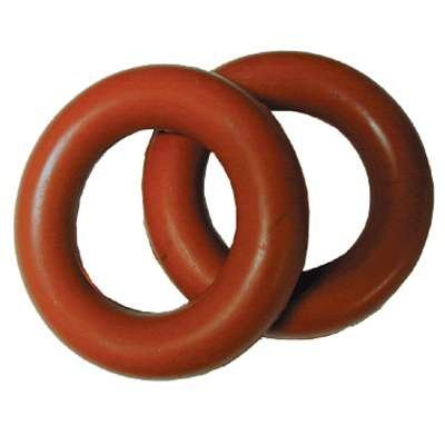 Red Donut - SIDE REIN DONUT-RED RUBBER EA.