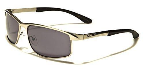 80377233bf Image Unavailable. Image not available for. Colour  X-Loop Sport goggles  Unisex Women s Men s Sport Sunglasses Pilot glasses Metal ...