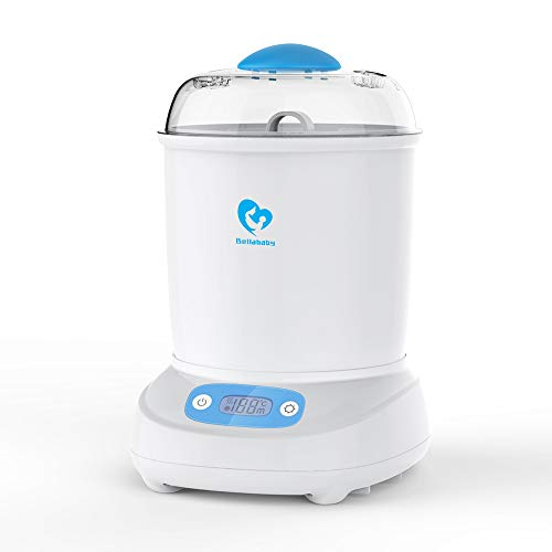 The 3 Best Baby Electric Bottle Sterilizers & Dryers of 2020 - Buying Guide