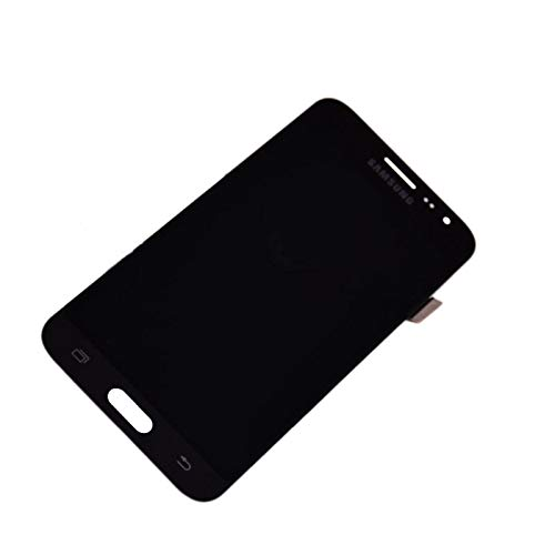TFT LCD Replacement for Samsung Galaxy J3 J320P J320M J320Y J320 J320DD  J320R4 J320DS J320YZ J320FN LCD Touch Screen Digitizer Assembly (Black,  J320