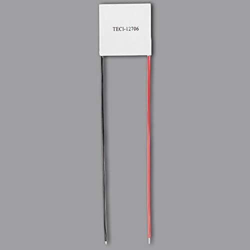 GetBeauty-US 12V 60W TEC1-12706 Heatsink Thermoelectric Cooler Peltier Cooling Plate Module