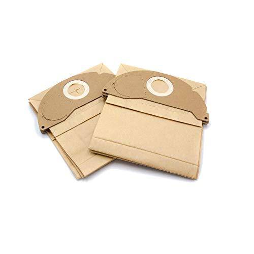 NeedSpares Paquete de 5 Bolsas de Papel para aspiradoras Karcher ...