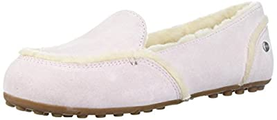 UGG Women's Hailey Suede Loafers