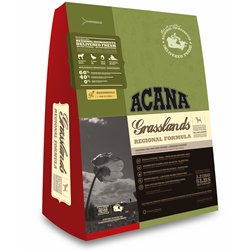 Acana Grasslands Dry Dog Food (28.6lb - New Formula)