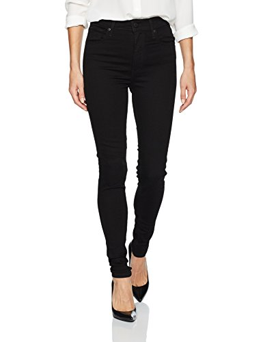 Levi's Women's Mile High Super Skinny Jeans, New Moon, 29 (US 8) R