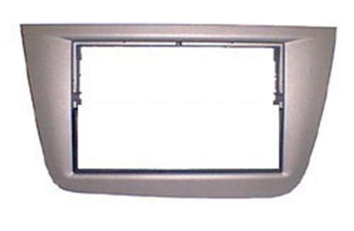 Autoleads DFP-18-01L Car Audio Double DIN Facia Adaptor, Grey Armour Group Plc