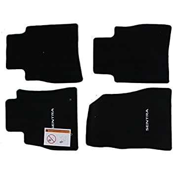 Amazon Com Nissan Sentra Nissan Carpeted Floor Mats