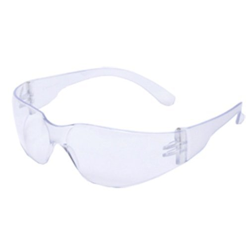 Radians MRS110ID Mirage Small Sleek Design Lightweight Men/Women Glasses with Distortion Free Clear Lens by Radians