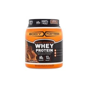 Body Fortress Super Advanced Whey Protein Powder, Chocolate Peanut Butter