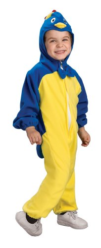 (Toddler Deluxe Backyardigans Pablo Costume Size)